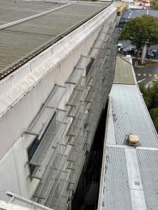 Bird Netting to Sun Shades at Geelong Hospital